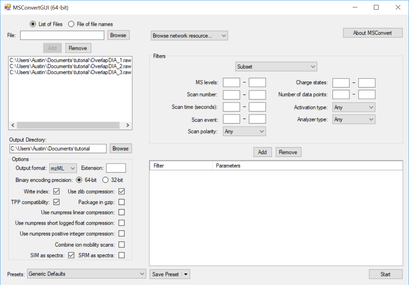 Novel dia method for hrm and analysis using spectronaut. (a) the.